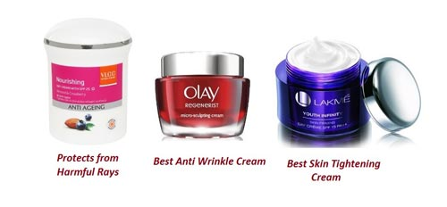 Best Anti Aging Skin Creams in India- Top 10 Anti Aging Creams