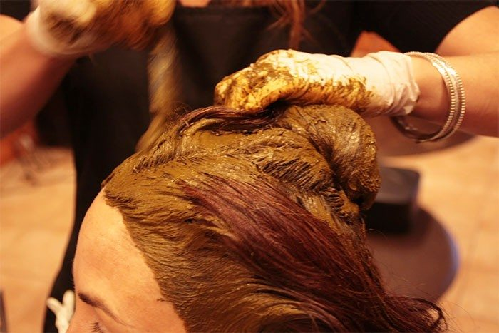 Mehndi Use For Hair In : How to use henna for hair growth grey