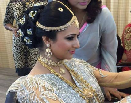 Indian Bridal Hairstyles for Wedding