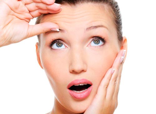 How to Get Rid of Forehead Wrinkles ? Best Forehead Wrinkle Treatment