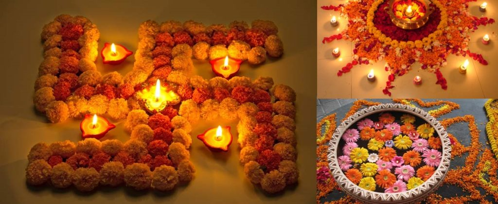 Best and easy diwali decoration ideas for home beauty for Home decorations in diwali