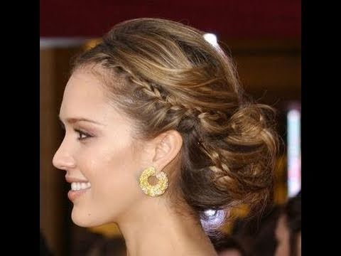 Best Jessica Alba Hairstyle