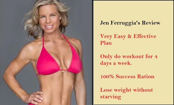 Jen ferruggia review- Bikini Body Workouts