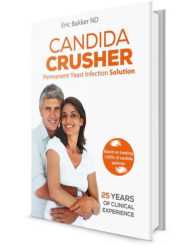 Dr Eric Brakker, Candida Crusher Book Review