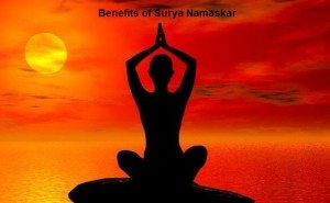 what are the benefits of surya namaskar for weight loss